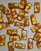 24 Caramels w/ Dry Roasted Peanuts
